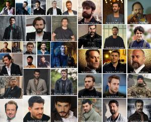 The Best Actors of Turkish Tv Series 2020