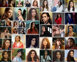 The Best Actresses of Turkish Tv Series 2020