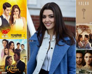 The Best Tv Series of Hande Erçel