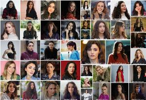 The Best Actresses of Turkish Tv Series 2021