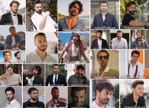 The Best Actors of Turkish Tv Series September 2021