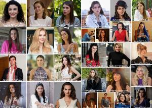 The Best Actresses of Turkish Tv Series October 2021