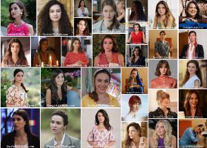 The Best Actresses of Turkish Tv Series September 2021