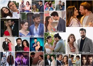 The Best Couples on Turkish Tv Series September 2021